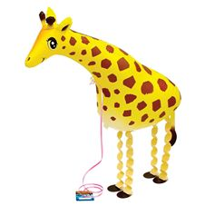 Gående Giraff Heliumballong