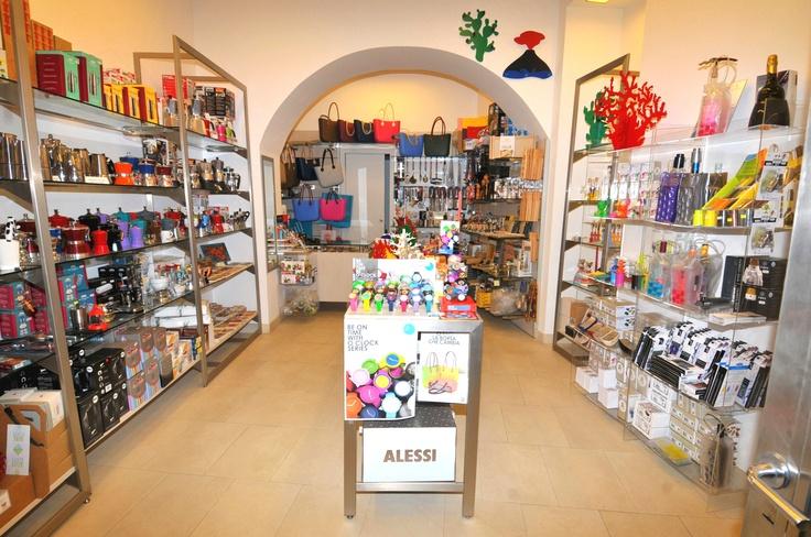 store in Taormina