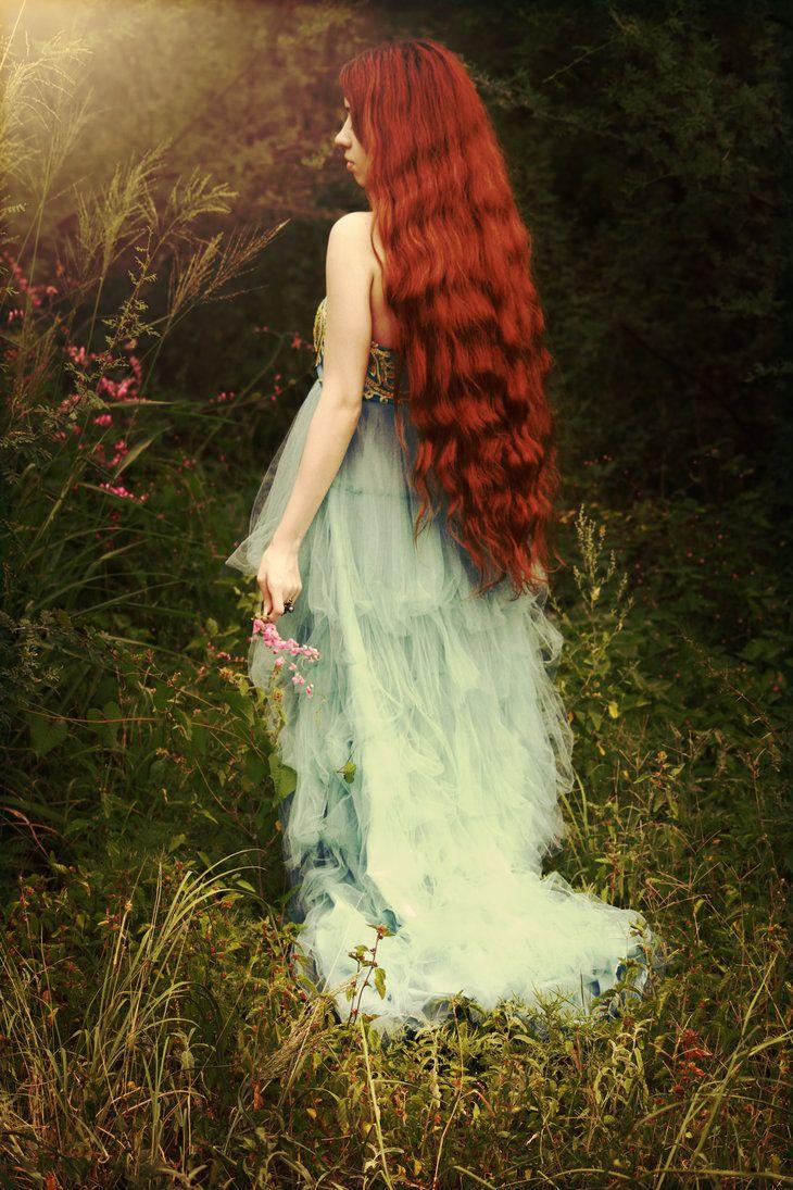 long red hair - Поиск в Google