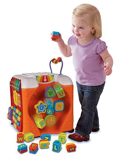 Children's gift guide. Alphabet Activity Cube. kids ...