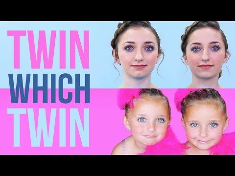 Brand-new Brooklyn and Bailey YouTube Video: Twin Which Twin Challenge Guess the Baby Picture