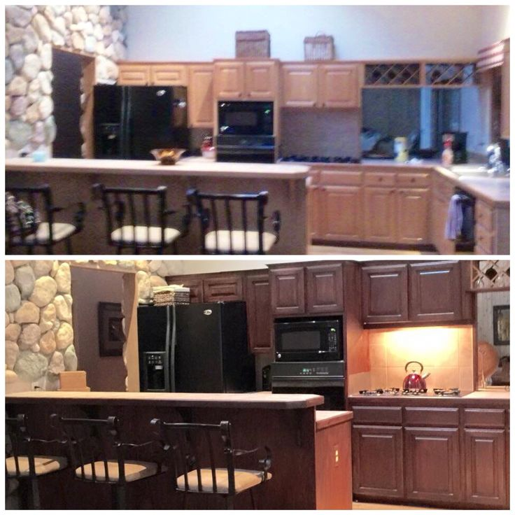 Rustic Elegant Kitchen: Rustic Elegant Kitchen-This Is My Kitchen After Using