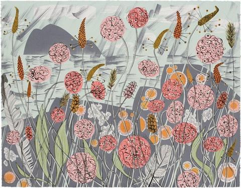 Angie Lewin print