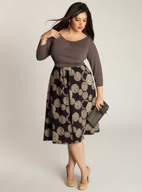 Nice clothes for plus size women