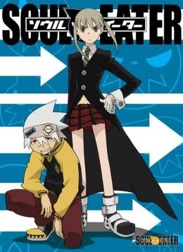 Poster Soul Eater et Maka (52x38)