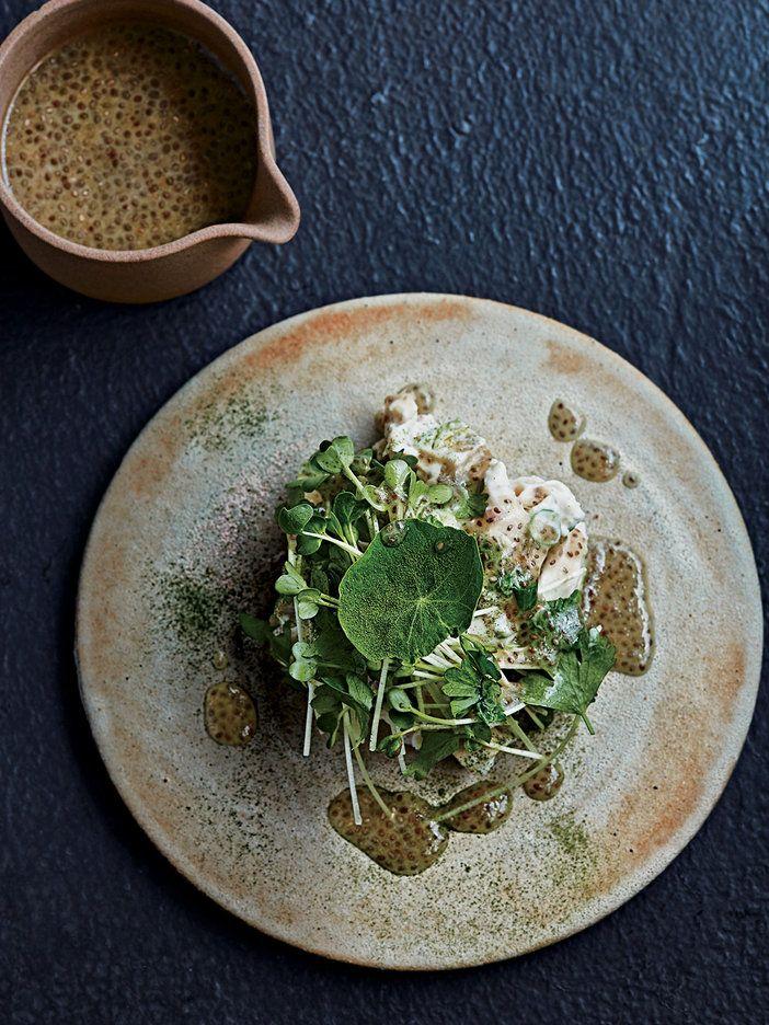 なめらかでクリーミーなサラダ。サンドイッチのフィリングにも|『ELLE gourmet(エル・グルメ)』はおしゃれで簡単なレシピが満載!