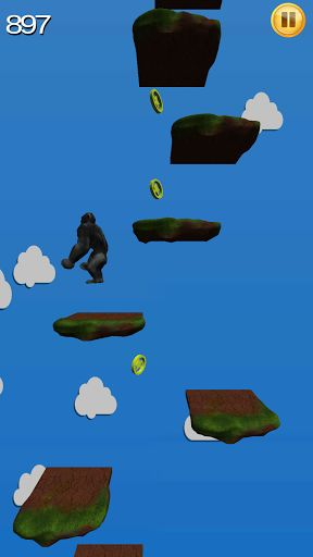 Do you like jumping platform games with cute animals and amazing adventures? You definitely should try our new Monkey War 3D game! It's a game of a doodle jump genre, but now in high-quality 3D graphic!Main character of the game is a big monkey, if you love king kong movies, you will love this character too. Your goal is to jump as high as possible, avoiding obstacles and collecting different bonuses. Let's check your speed and reaction! Monkey War 3D features: -\tJumping game in 3D...