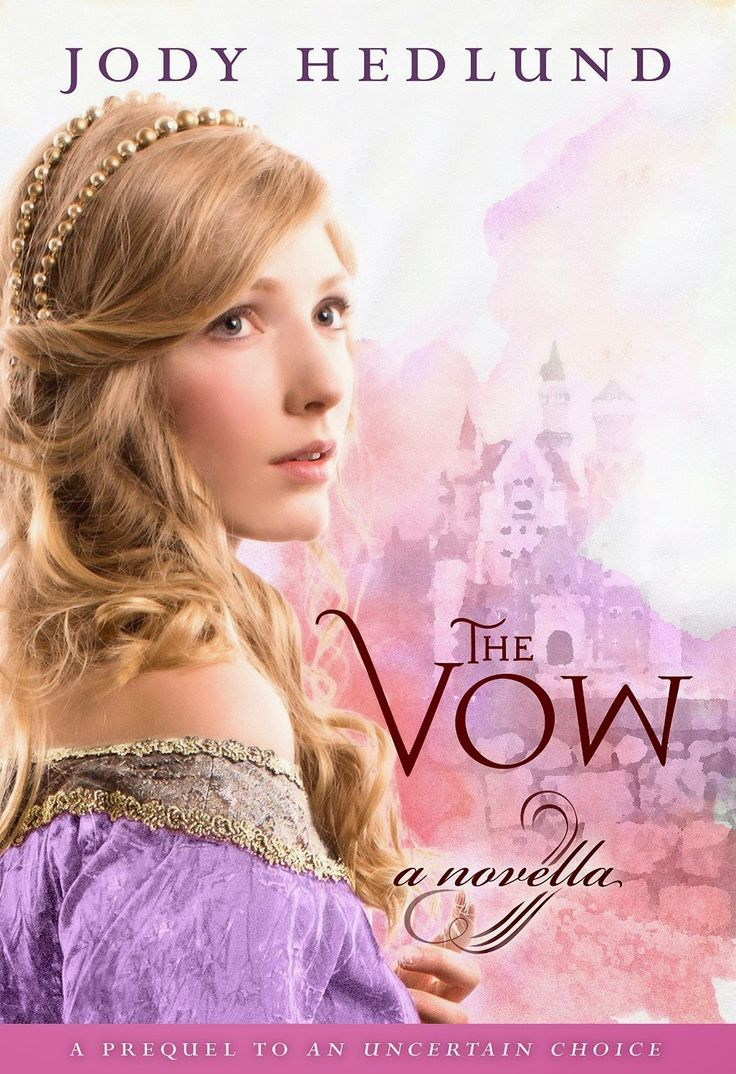 The Vow By Jody Hedlund (an Uncertain Choice #05), 4 Stars ( Ebooks Onlinethe