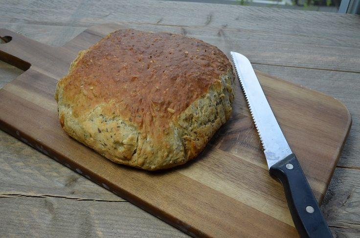 Voor nog geen 50 cent maak je zelf heerlijk brood in de Airfryer! Lekker vers & gezond! - Zelfmaak ideetjes