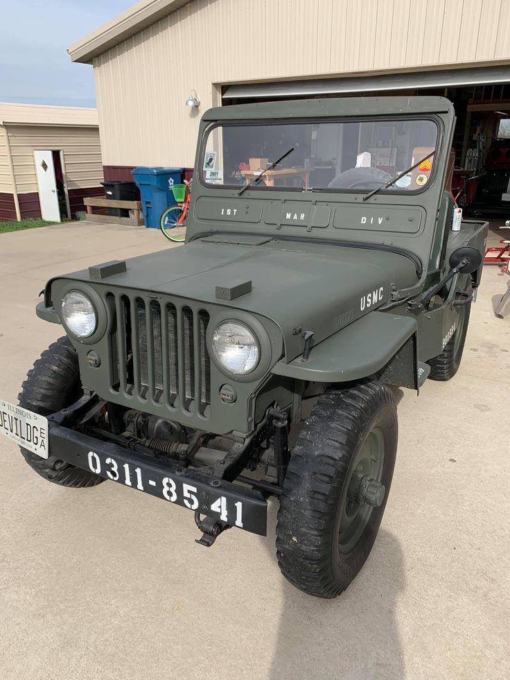 Pin on Jeep cj5