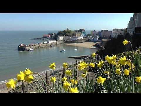 ▶ Tenby, The Jewel in Pembrokeshire's Crown 11/03/2014 - YouTube