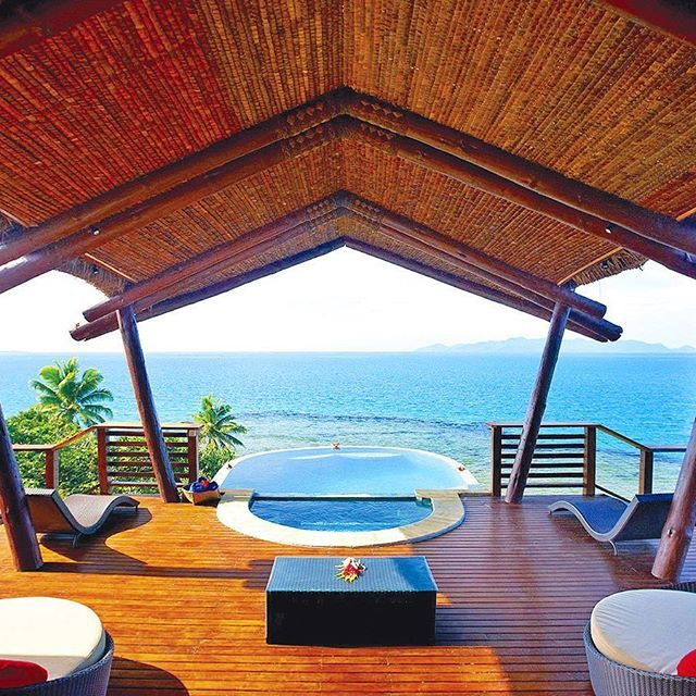 #FridayFeature: Stay 7, Pay 5 at Nanuku Auberge Resort in #Fiji - perfect for the kids! Includes daily breakfast, lunch, dinner and more. Email me for details: clad@zebrano.com __________ #travel #wanderlust #luxury #luxurytravel #luxuryvilla #luxuryresor