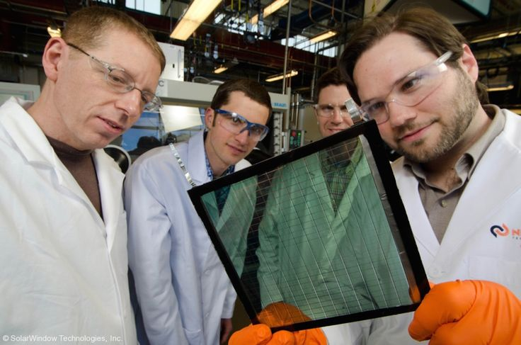 Revolutionary new solar windows can generate 50 times more energy than…