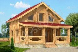 Проекты домов до 100 м2 - небольшие дома, маленькие домики, дешевые, готовые…