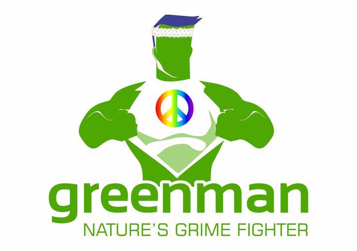 Join the Greenman revolution NOW!   #GreenmanInternational #EcoWarrior #EcoFriendly www.greenmaninternational.com