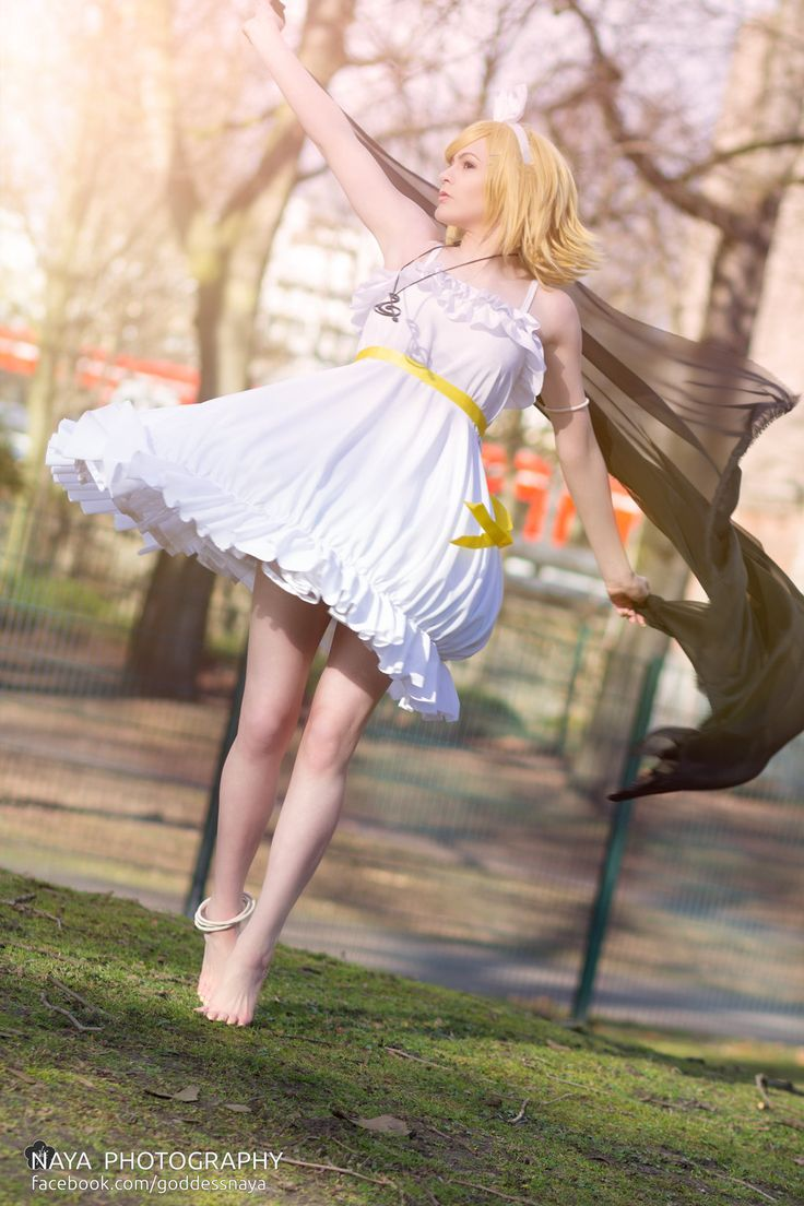 COMO FAZER? cosplay Rin  Requiem of a Spinning World - VOCALOID