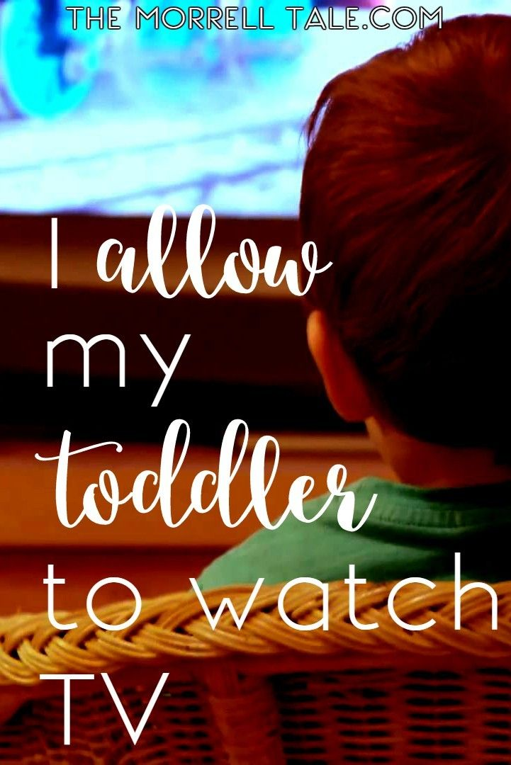 Yes, I let my toddler watch TV. There are actually some positives to it, and I'm not ashamed.  I Allow My Toddler To Watch TV http://themorrelltale.com/allow-toddler-watch-tv/