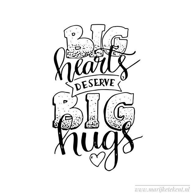 Dag 15 #dutchlettering van januari 2018. . . . . . . . . . . . #typography #calligraphy #brushcalligraphy #brushlettering #quote #lettering #letterart #handdrawn #handwritten #handmadefont #handletteren #handlettering #dutchletteringchallenge #draw #drawing #tekenen #tekening #sketch #doodle #typspire #typedaily