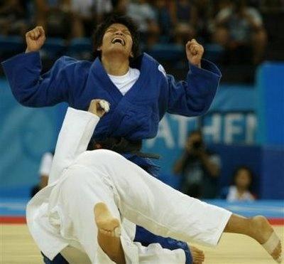 Xian Dongmei - Judo - Beijing Olympics 2008 & Athens 2004 - Womens 52kg