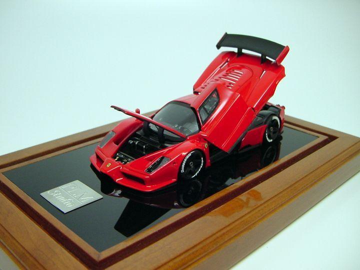 1 43 Plm Studio Ferrari Enzo Gt Concept High Detail 【mr
