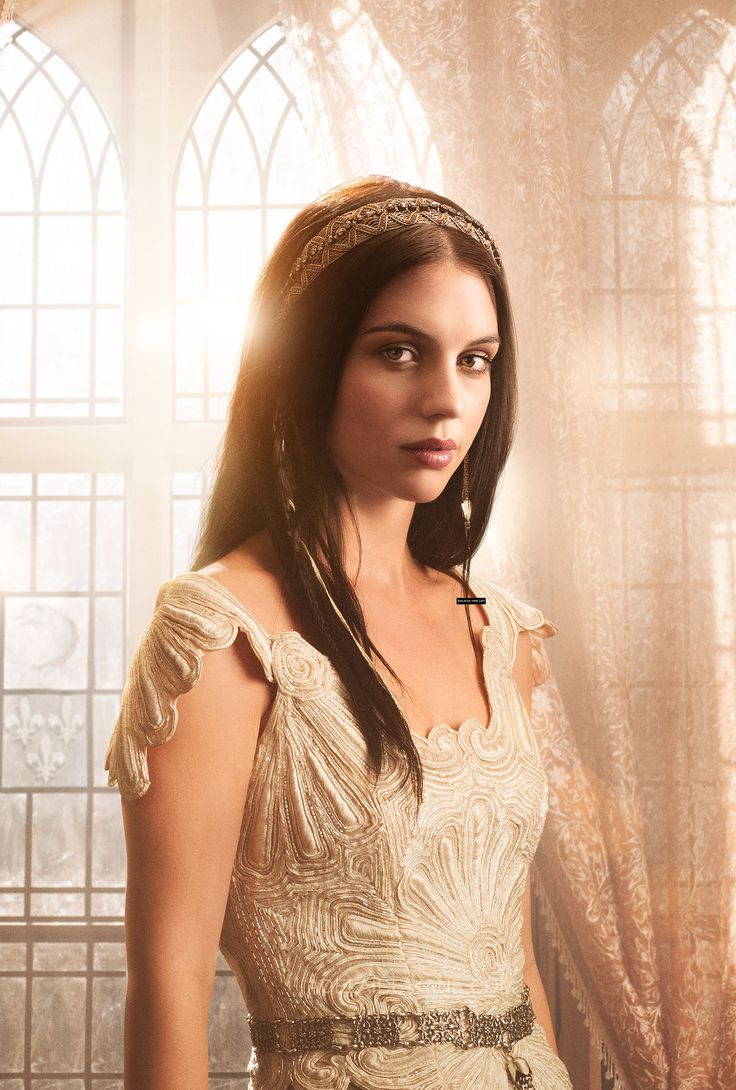 Adelaide Kane (Reign) - I love all the dresses in this show but this was one of my favorites!!!
