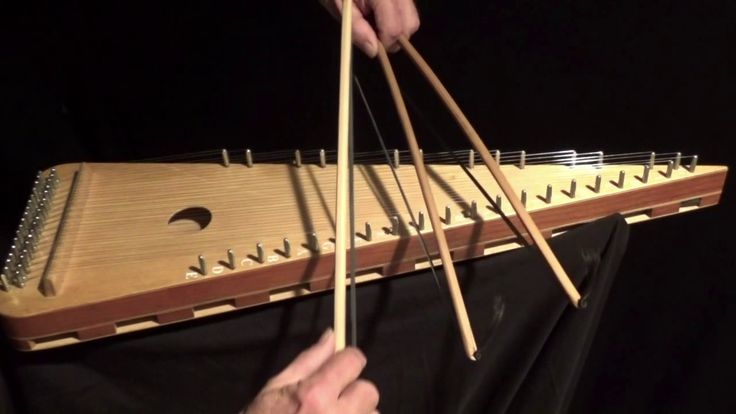 """Forest Hope""  Three Bowed Psaltery - YouTube"