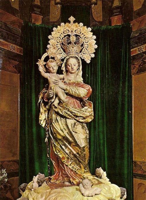 Nuestra Señora de las Maravillas patrona de Cehegin