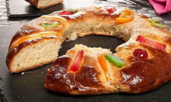 Receta de Rosco de Reyes de Bruno Oteiza