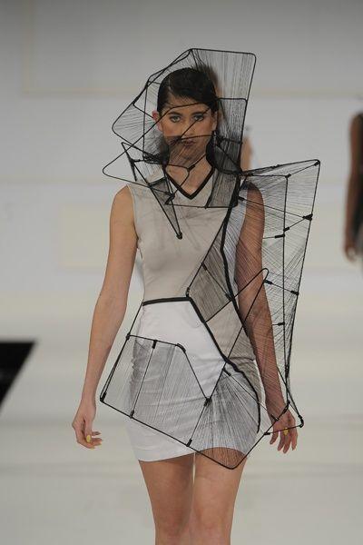 architecture structures in fashion design - Căutare Google