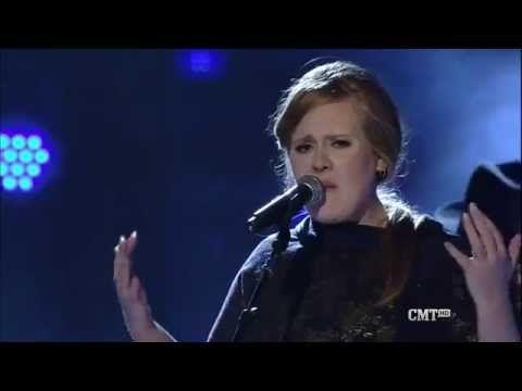 Adele feat. Darius Rucker - Need You Now