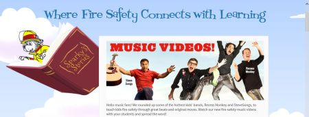 New NFPA Kids' Fire Safety Music Videos – Tulsa and OKC Fire Alarm Company