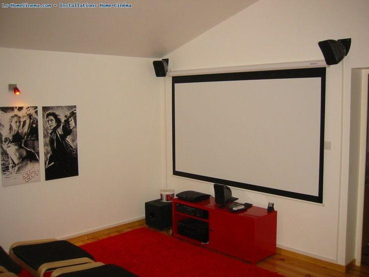 Home Cinema with #Focal Sib system  #Homecinema