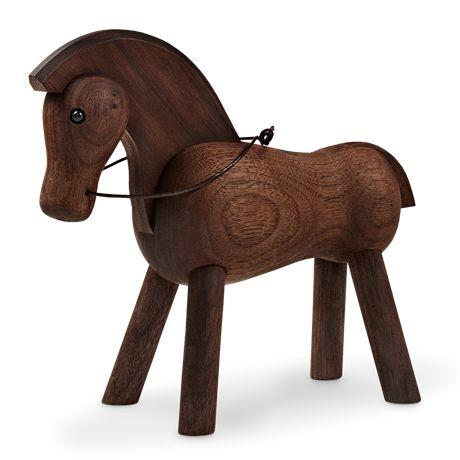 Kay Bojesen Horse Walnut, 14 cm
