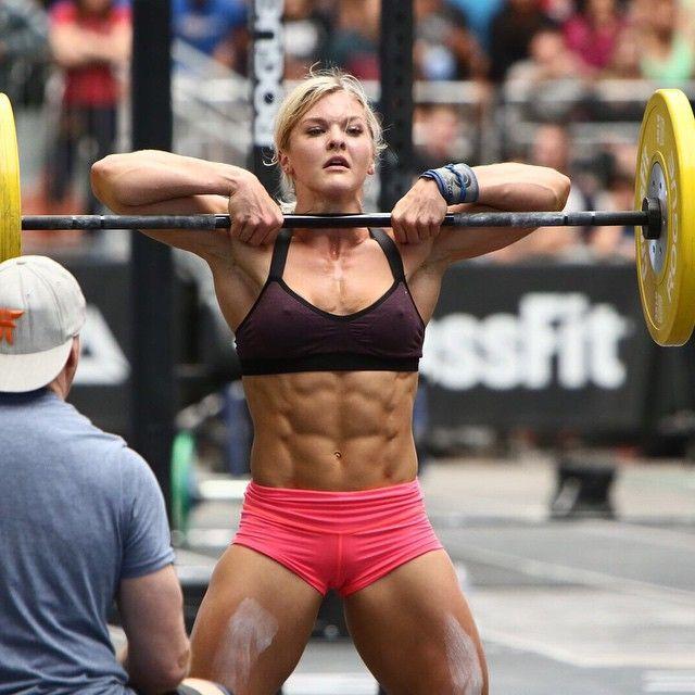 Brooke ence california regional champion crossfit
