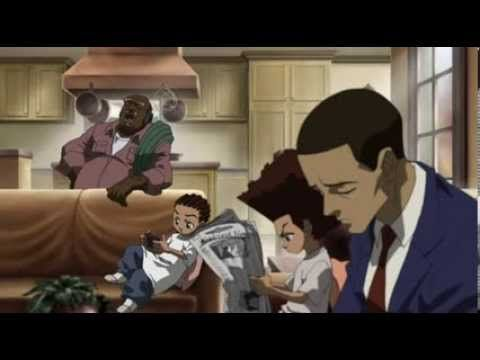 The Boondocks - (full episode) Tom, Sarah and Usher
