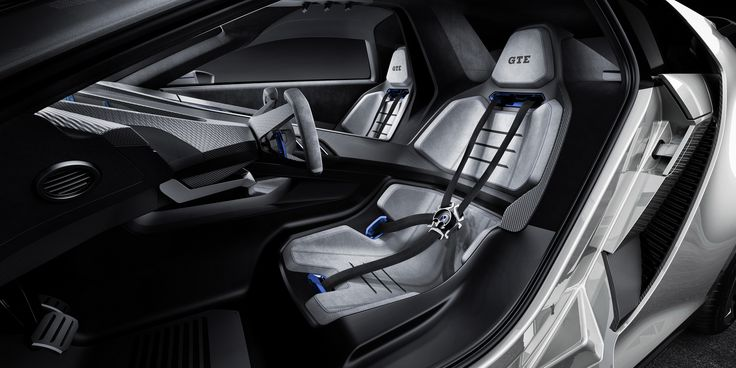 Volkswagen XL1 Interior  Transport  Interior  Pinterest