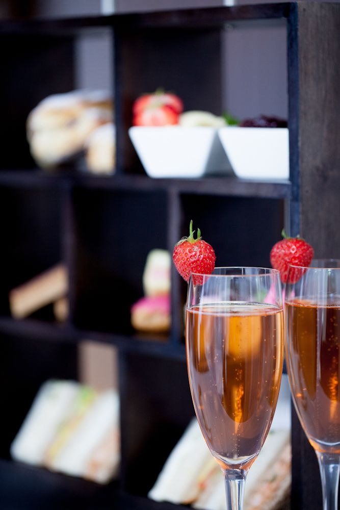 Champagne Afternoon Tea at Hilton Liverpool - AfternoonTea.co.uk