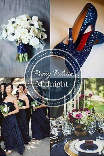 2018 Wedding Trends, Navy Blue weddings. greenery, blue flowers & wedding decor . wwww.howtodiywedding.tips #bluewedding #weddingpalette #weddingcolors #weddingtrends