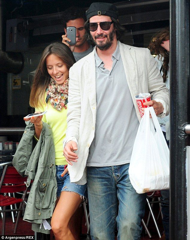keanu reeves 2014 wife - Google Search