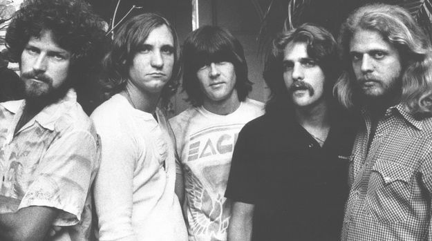 "The Eagles ~ Favorite songs: ""Peaceful Easy Feeling"" and ""Already Gone""."