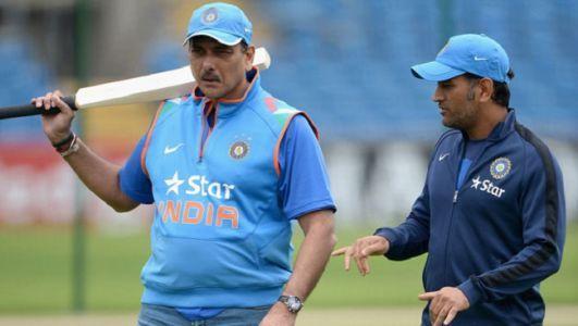 MS Dhoni is Evergreen Captain - Says Ravi Shastri