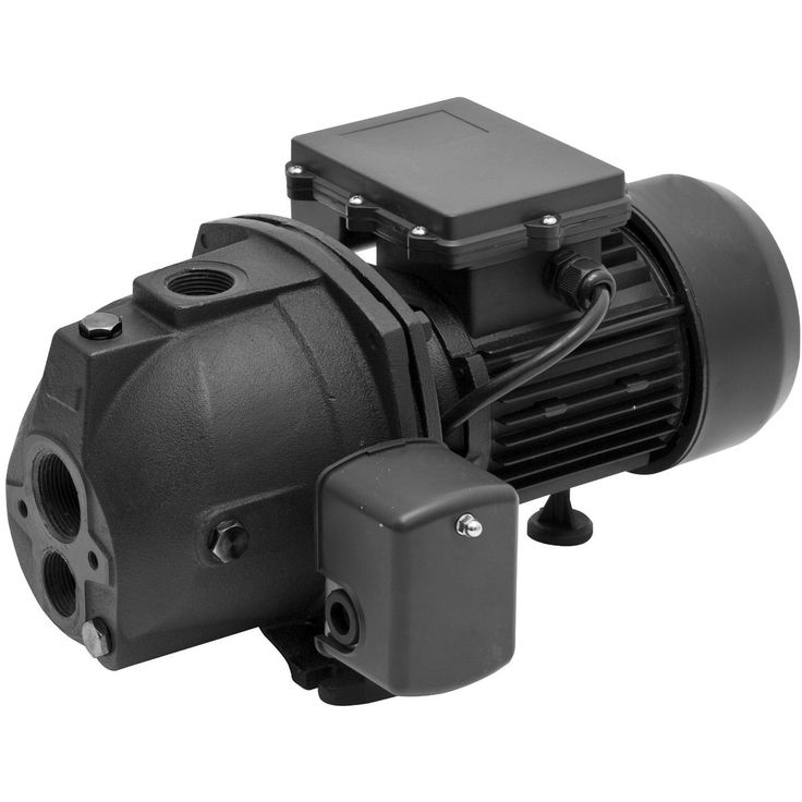 Superior Pump 94515 Convertible Jet Pump, 1/2 HP