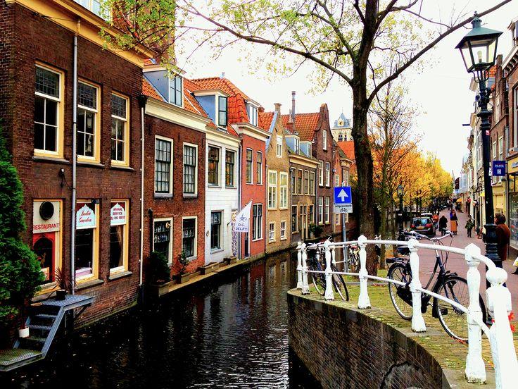 Delft, The Quintessential Dutch Town – In Photos
