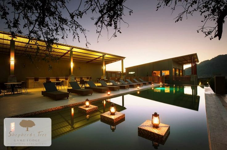 Shepherds Tree Game Lodge SPECIAL: R1648.00 per person, per night sharing Includes accommodation in a Standard Suite, all meals and safari activities ( 2 game drives per day) Excludes conservation levies, all drinks and items of personal nature. Must book within 7 days of staying Valid 05 September 2013 - 30 September 2014* *Not valid over peak periods, public holidays and long weekends *Subject to availability
