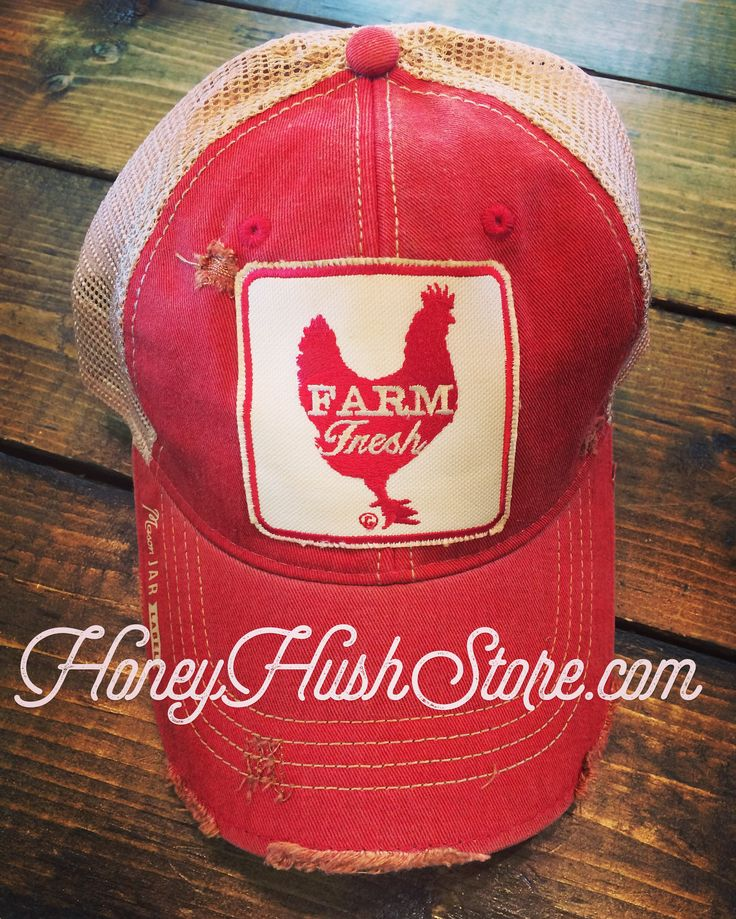 Unisex Farm Fresh Hat