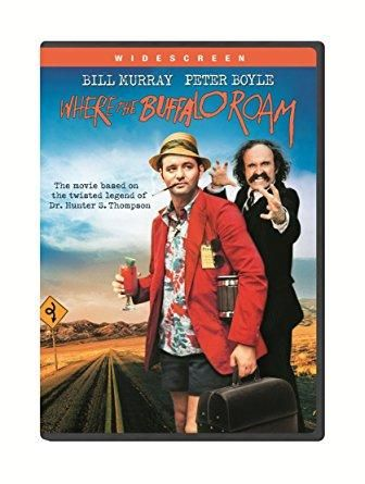 Bill Murray & Peter Boyle & Art Linson-Where the Buffalo Roam