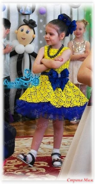 """Платье """"Стиляга"""" на выпускной в садике, много фото"""