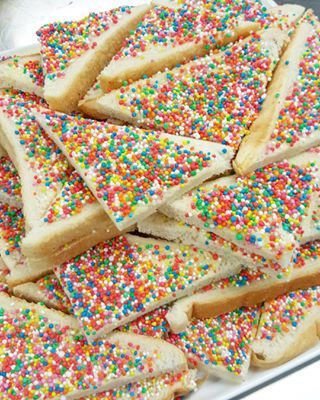 But the truth is, when it comes to fairy bread: the simpler, the better. | Dear World: It's Time You Got On Board With Fairy Bread