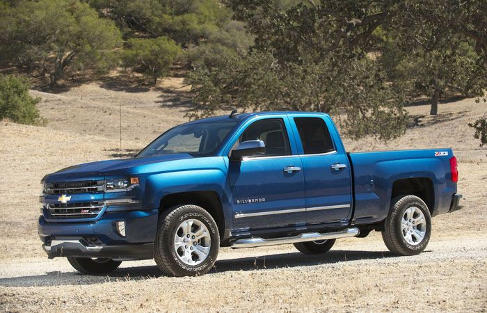 2018 Chevy Silverado Redesigned, Long-Lasting Full-Sized Truck
