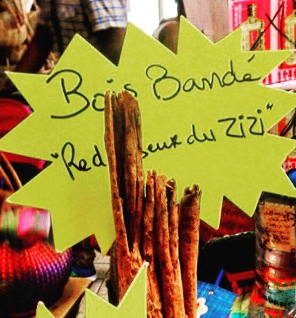"""Repost from Instagram ! #WeLike ! #Madinina by @jen_grenouille """"On trouve de tout au marché ici même du """"redresseur du zizi"""" !!! Qui en veut ??  #boisbandé #marché #market #marketplace #fun #funny #funnypictures #colors #colorful #colorsplash #instacolor #beautifulcolors #beautifuldestinations #holidays #vacances #martinique #fortdefrance #caribbean #martiniquetourisme #antilles #travel #instatravel #igersfrance #france #ig_martinique #aphrodisiac #love #pleasure #plant""""…"""